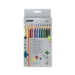 Lamy plus 12 delige set vouwdoos