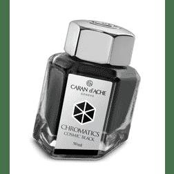 Caran d'Ache Chromatics Ink Cosmic Black