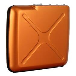 Ögon Card Code Wallet Oranje