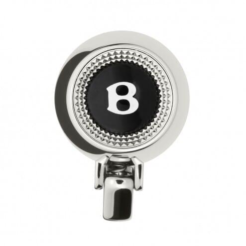 Bentley II Ebony Balpen by Graf von Faber-Castell