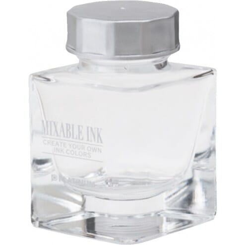 Platinum Mixable Ink Empty Bottle
