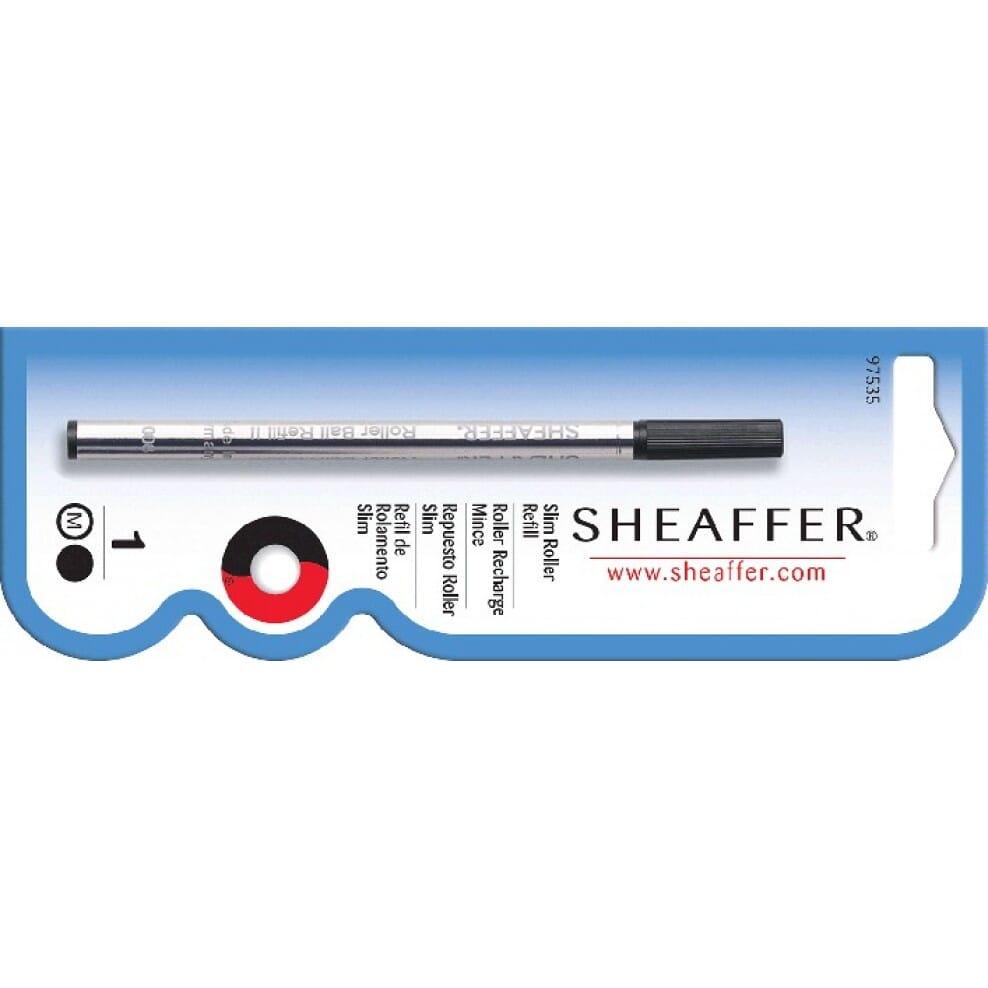 Black Sheaffer Slim Rollerball Refill