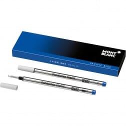 Montblanc Fineliner Refilll Broad Blue (2 pcs)