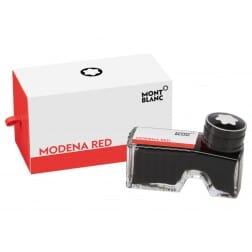 Montblanc Ink Bottle Modena Red