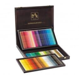 Caran d'Ache Supracolor Soft Aquarel 120 Kleurpotloden