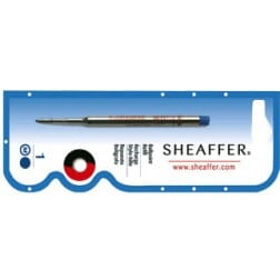 Sheaffer Ballpoint Refilll Blue Medium