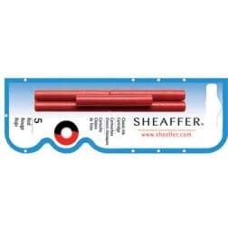 Sheaffer Ink Cartridges Blue