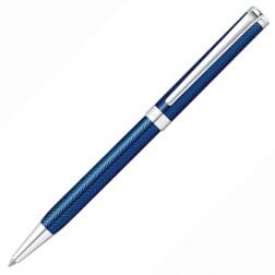 Sheaffer Intensity Blue Engraved Balpen