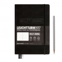 Leuchtturm1917 Bullet Journal Black