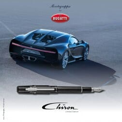 Montegrappa Bugatti Chiron Fountain Pen Limited Edition