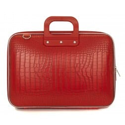 "Bombata Cocco Laptop Bag 15,6"" Bright Red"