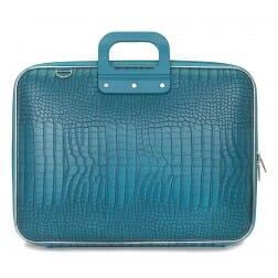 """Bombata Cocco Turquoise Laptoptas 17"""""""