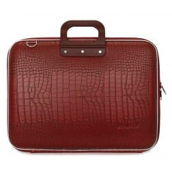 Bombata Cocco Red Laptop Bag 17""