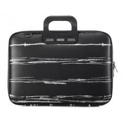 """Bombata Black & White Laptoptas 15,6"""" Black"""