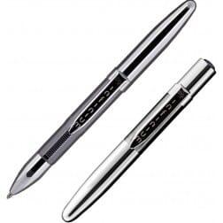 Fisher Space Pen Infinium Black Titanium & Chrome