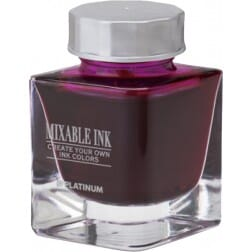 Platinum Mixable Ink Bottle Silky Purple