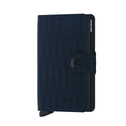 Secrid Mini Wallet Dash Navy