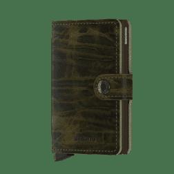Secrid Mini Wallet Dutch Martin Olive