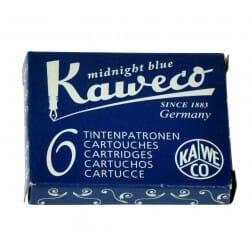 Kaweco Inkt Cartridges Midnight Blue