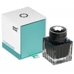 Montblanc Inktpot Turquoise
