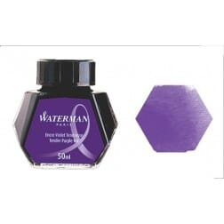 Waterman Ink Bottle Tender Purple
