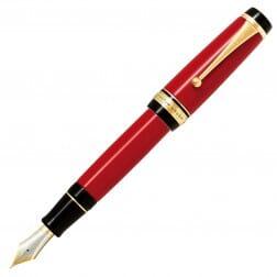 Pilot Custom Urushi Red Fountain Pen