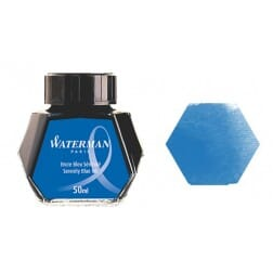 Waterman Ink Bottle Blue