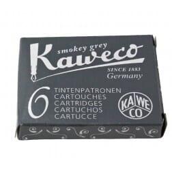 Kaweco Inkt Cartridges Grijs