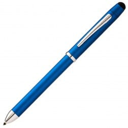 Cross Tech3+ Metallic Blue Multi-Functional Pen