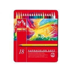 Caran d'Ache Artist 18 Kleurpotloden