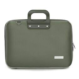 """Bombata Nylon Laptoptas 15,6"""" Green"""