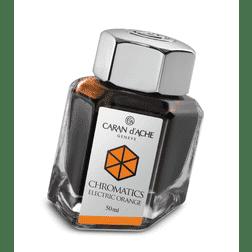 Caran d'Ache Chromatics Ink Electric Orange