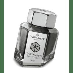 Caran d'Ache Chromatics Ink Infinite Grey