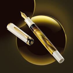 Pelikan Classic 200 Gold-Marbled Special Edition Fountain Pen