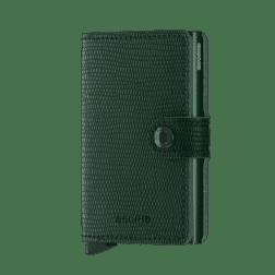 Secrid Mini Wallet Rango Green