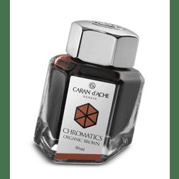 Caran d'Ache Chromatics Ink Organic Brown