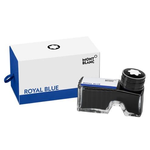 Montblanc Ink Bottle Royal Blue