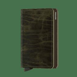 Secrid Slim Wallet Dutch Martin Olive