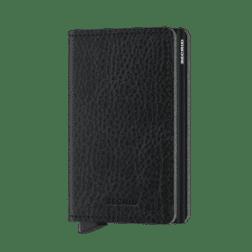 Secrid Slim Wallet Veg Tanned Black
