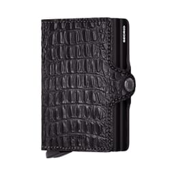 Secrid Twin Wallet Leather Nile Black