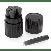 Visconti Vulpen Inkcartridges 7 pack Black