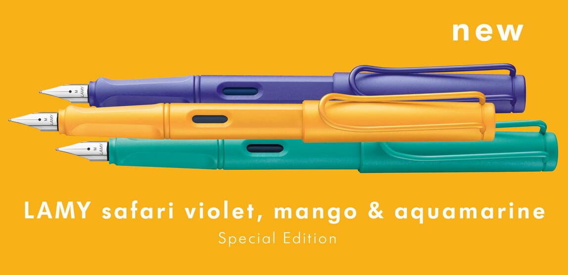 Lamy Safari Candy Special Edition
